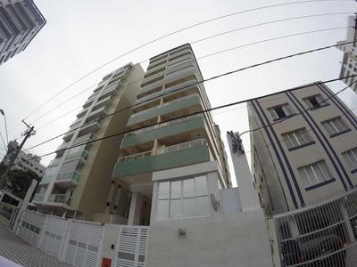Apartamento Com 1 Dormitório À Venda, 41 M² Por R$ 180.000 - Canto Do Forte - Praia Grande/sp - Ap2818