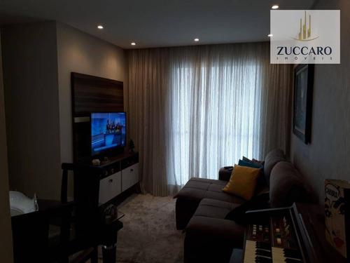 Apartamento À Venda, 63 M² Por R$ 399.500,00 - Macedo - Guarulhos/sp - Ap12801