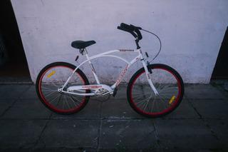 Bicicleta Playera Liberty Rodado 26