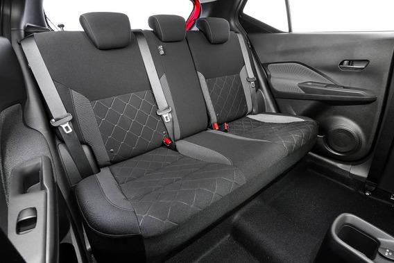 Capa Banco Traseiro Nissan Kicks Produto Original