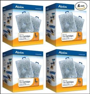 Aqueon Large Cartuchos De Filtro 48-pack