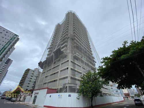Imagem 1 de 20 de Apartamento Com 3 Dormitórios, 1 Suites  À Venda, 88 M² Por R$ 350.000 - Ap2577