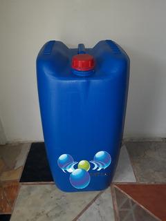 Envase Plástico (bidon, Pimpina, Carboya) 60 Litros