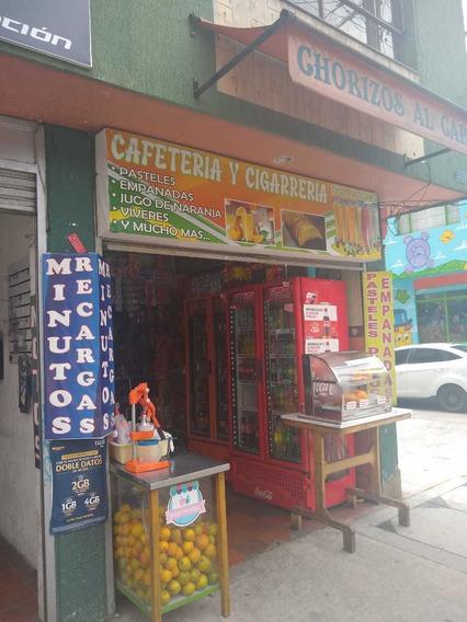 Cafetería Cigarreria Acreditada