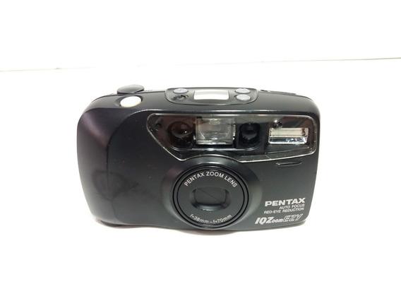 Câmera Fotográfica Pentax Auto Focus Para Retirada De Peças