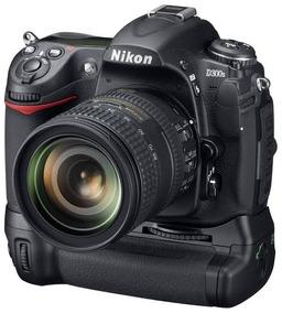 Nikon D300s Como Nova Poucos Clicks Com Lente + Extensor