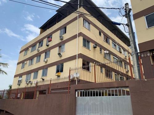Imagem 1 de 15 de Apartamento Para Venda Em Rio De Janeiro, Colégio, 2 Dormitórios, 1 Banheiro, 1 Vaga - 091_2-446501