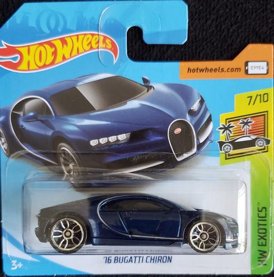 Hotwheels 16 Bugatti Chiron