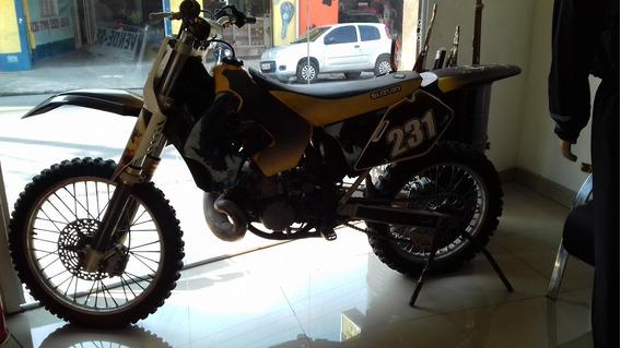 Jta/suzuki Modelo Rm 250 Nacional Modelo/ano 98 Gasolina