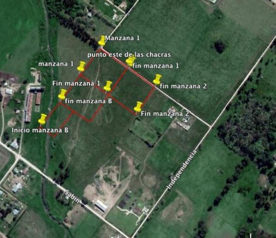 Terreno En Venta En Marticorena Esq. San Felipe Tandil - Alberto Dacal Propiedades