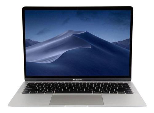 """Imagen 1 de 4 de MacBook Air A1932 (late 2018) plata 13.3"""", Intel Core i5 8210Y  8GB de RAM 128GB SSD, Intel UHD Graphics 617 60 Hz 2560x1600px macOS"""