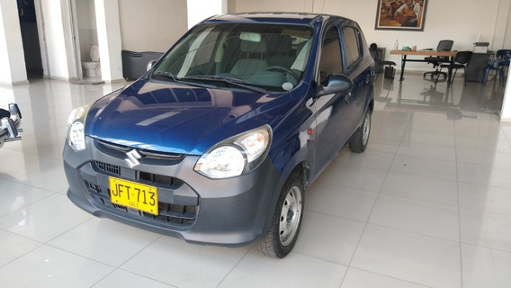 Suzuki Alto Único Dueño Full 2016