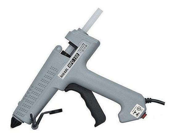 Pistola De Cola Quente Hpc 150 150w Bivolt Hikari Envio Full