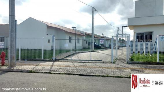 Casa Com 2 Dormitório(s) Localizado(a) No Bairro Olária Em Canoas / Canoas - C132