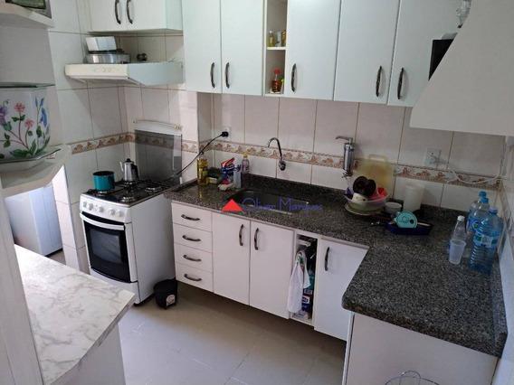 Apartamento À Venda, 56 M² Por R$ 230.000,00 - Jardim D Abril - São Paulo/sp - Ap6262