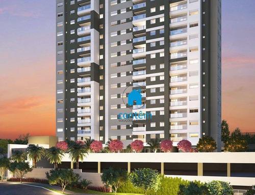 Imagem 1 de 30 de Ap2143 - Condomínio Belvedere Lorian - Apartamento Com 3 Dormitórios À Venda, 89 M² Por R$ 653.435 - Umuarama - Osasco/sp - Ap2143