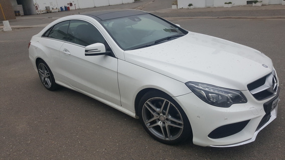Mercedes-benz Clase E 3.5 E350 Coupe Sport B.efficiency At