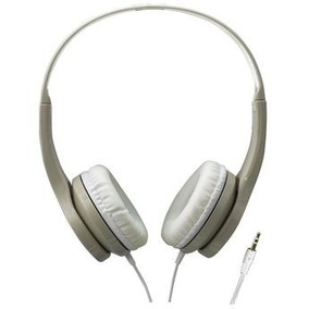 Headphone Cinza C/ Plug P2 Cabo Lightning 1,2 M V13009_go