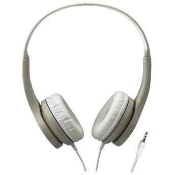 Headphone Cinza C/ Plug P2 Cabo Lightning 1,2 M V13009_go