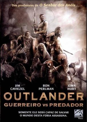 Dvd Outlander Guerreiro Vs Predador Original