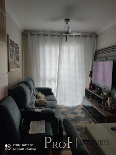 Imagem 1 de 15 de Apartamento Para Venda Em São Bernardo Do Campo, Rudge Ramos, 2 Dormitórios, 1 Suíte, 2 Banheiros, 1 Vaga - Sadiedavi
