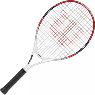 Raqueta Tenis Wilson Junior Niños Federer 25+funda