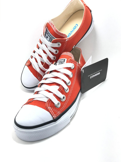 Tenis Converse All Star Ct Core Hi Laranja