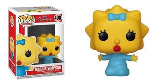 Funko Pop! Maggie Simpson #498 Simpsons Jugueteria El Pehuen
