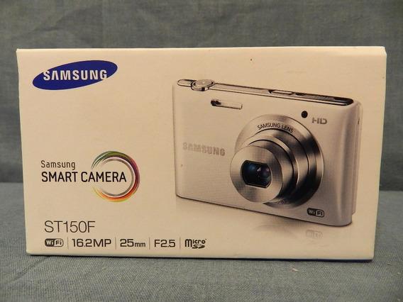 Camera Digital Samsung Smart Camera St150f Lacrada