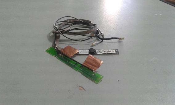 Antena Wi-fi + Web Cam Do Notebook Megaware Meganote 4129