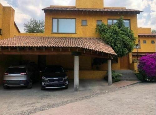Imagen 1 de 14 de Casa De 3 Recamaras Con Jardín En El Cortijo