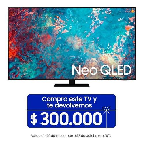 Imagen 1 de 9 de Televisor Samsung Neo Qled 55  4k Smart Tv Qn55qn85aakxzl