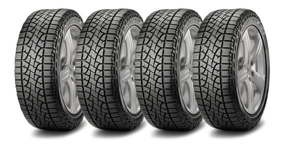 Kit X4 Pirelli Scorpion Atr 255/75 R15 109s Ahora18