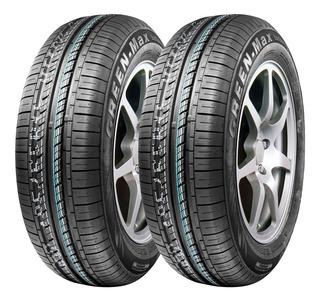 Kit X2 Neumáticos 155/70r13 75t Greenmax Linglong