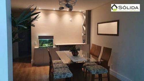 Excelente Apartamento A Venda - Condomínio Atmosfhera - Jundiaí - Sp - Ap1038