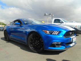 Ford Mustang 2017 2p Gt V8/5.0 Aut