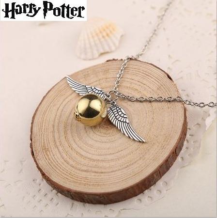 Corrente Pomo De Ouro Harry Potter