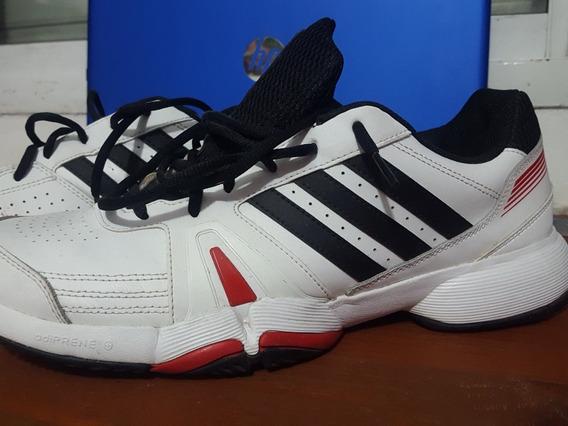 Zapatillas adidas Deportivas Blanca Y Roja