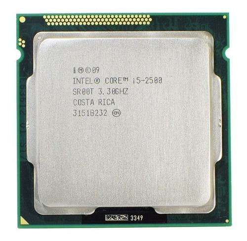 Imagem 1 de 3 de Processador Intel Core I5 2500 3.30ghz 6mb Lga 1155