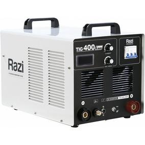 Máquina De Solda Tig 400a Rz-ms09015, 220v Trif - Razi