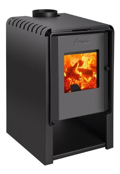 Calefactor Leña Certificado Scantek 350 5 Amesti