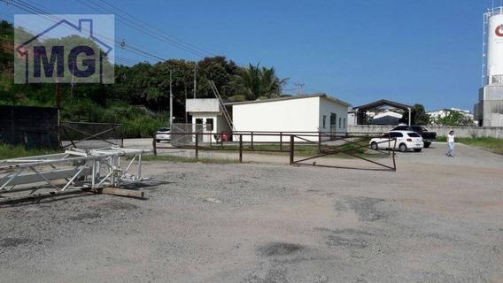 Galpão Para Alugar, 900 M² Por R$ 18.000,00/mês - Lagoa - Macaé/rj - Ga0043