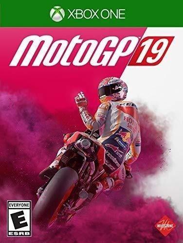 Moto Gp 19 - Xbox One - Mídia Física!