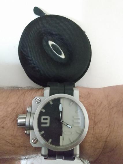 Relógio Oakley Gearbox Original Raridade