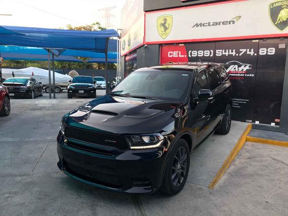 Dodge Durango 5p R/t V8/5.7 Aut
