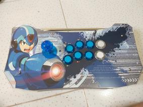 Controle Arcade Customizado Sanwa