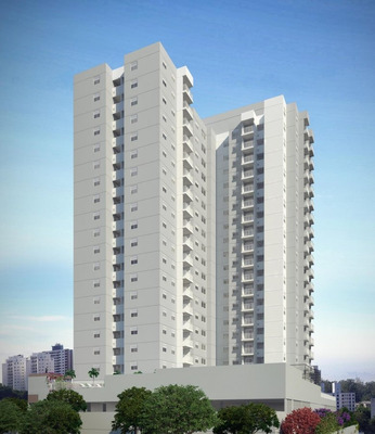 Apartamento A Venda No Bairro Moóca Em São Paulo - Sp. - 838-1