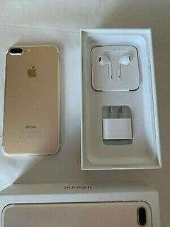 Apple iPhone 7 Plus Y 8plus 32gb A 256gb Liberado Sellado