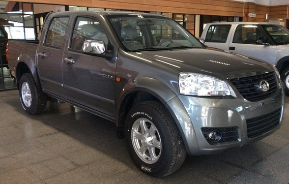 Great Wall Wingle 5 2.0tdi Dc 4x2 Std My18 $ 839.000 Am
