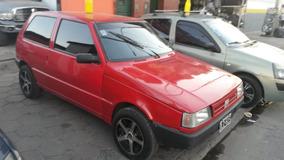 Fiat Uno 2001 Con Gnc (aty Automotores)
